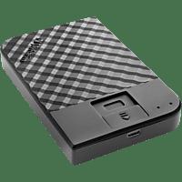 VERBATIM Fingerprint Secure, 2 TB HDD, 2.5 Zoll, extern