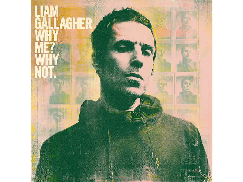 Liam Gallagher - Why Me? Why Not. [CD]