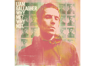 Liam Gallagher - Why Me? Why Not.(Deluxe Edition)  - (CD)