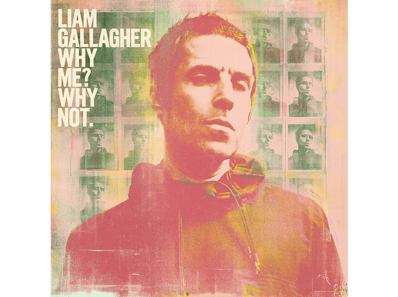 Liam Gallagher - Why Me? Why Not.(Deluxe Edition) [CD]