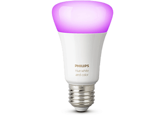 PHILIPS HUE Bluetooth - White and color ambiance - E27 - 1-pack