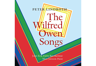 Mats Jansson, John Erik Eleby - The Wilfred Owen Songs  - (CD)