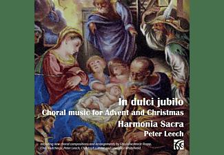 Harmonia Sacra, Peter Leech - In dulci jubilo  - (CD)