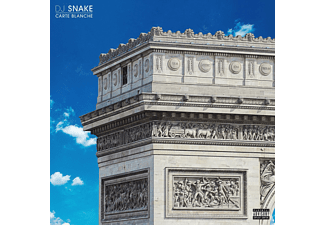 DJ Snake - Carte Blanche CD