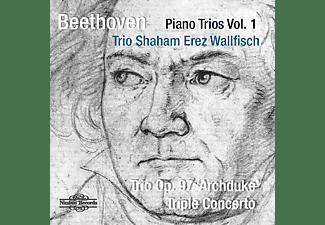 Trio Shaham Erez Wallfisch - Beethoven Klaviertrios,Vol.1  - (CD)