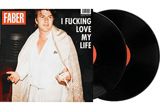 Faber - I fucking love my life (2LP+CD)  - (Vinyl)