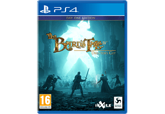 PS4 - The Bard's Tale IV: Director's Cut - Day One Edition /I