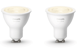 PHILIPS HUE Bluetooth - White - GU10 - 2-pack