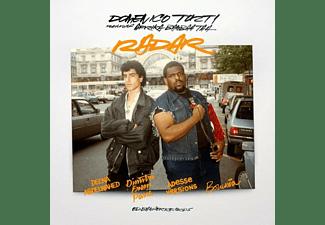 Domenico Torti, Afrika Bambaataa - Radar (Orange Fluo Vinyl 12'')  - (Vinyl)