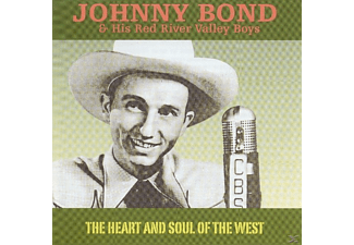 Johnny Bond - HEART And SOUL..-26TR-  - (CD)