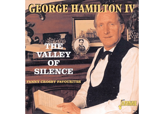 George Hamilton IV - VALLEY OF SILENCEE  - (CD)