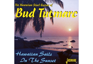 Bud Tutmarc - HAWAIIAN SAILS IN THE SUNSET  - (CD)