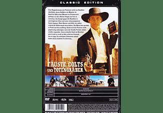 Fäuste, Colts und Totengräber DVD