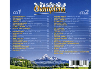 VARIOUS - Volksmusik Champions  - (CD)