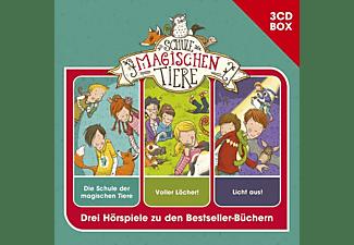 Die Schule Der Magischen Tiere - Schule Der Magischen Tiere-3-CD Hspbox Vol.1  - (CD)