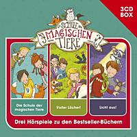 Die Schule Der Magischen Tiere - Schule Der Magischen Tiere-3-CD Hspbox Vol.1 - [CD]