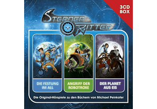 Sternenritter - Sternenritter-3-CD Hörspielbox  - (CD)