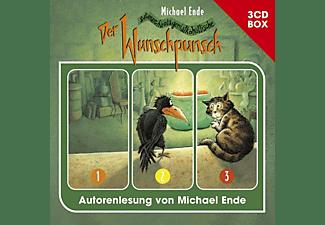 Michael Ende - Der Wunschpunsch-3-CD Hörspielbox  - (CD)