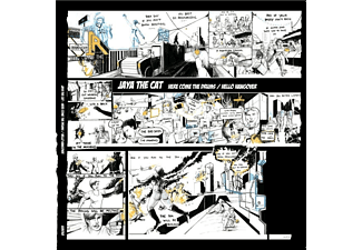 Jaya The Cat - Here Come The Drums (Lim.Ed./Clear Vinyl)  - (Vinyl)