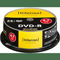 INTENSO 4101154 DVD-R Rohlinge