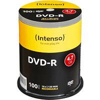 INTENSO 4101156 DVD-R Rohlinge