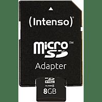 INTENSO 3403460 Speicherkarte 8 GB