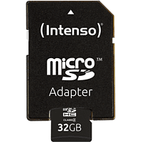 INTENSO 3403480 Speicherkarte 32 GB