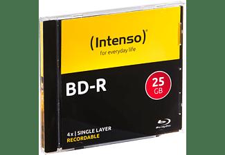 INTENSO 5001215 Blu-Ray-Disc Rohlinge