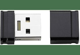 INTENSO 3500480 Micro Line USB-Stick (Schwarz, 32 GB)