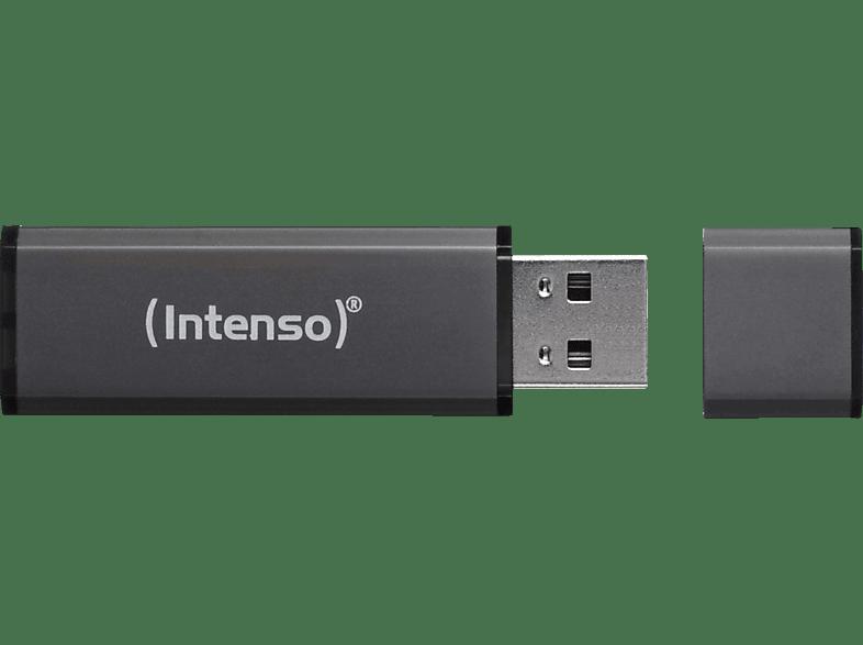 INTENSO Alu Line USB-Stick, Anthrazit