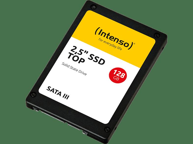 INTENSO 3812430, 128 GB SSD, 2.5 Zoll, intern