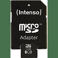 INTENSO 3413460 MicroSD 8 GB
