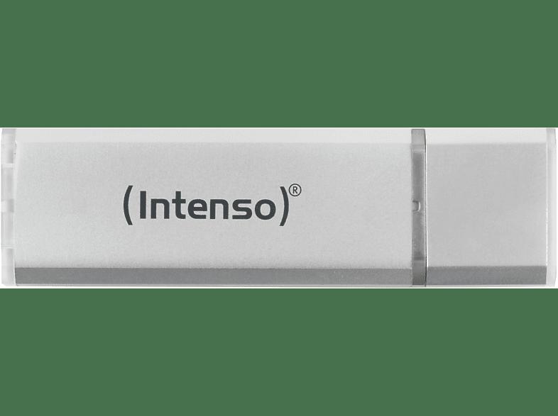 INTENSO Alu Line USB-Stick, Silber