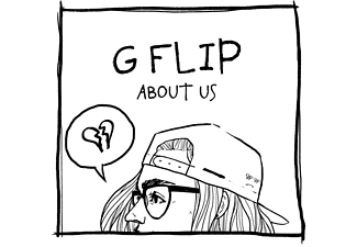 G Flip - About Us (Ltd.White Vinyl)  - (Vinyl)