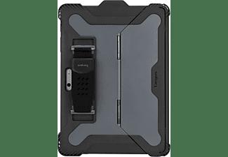 TARGUS SafePort® THD491GL Tablethülle Bookcover für Microsoft Polycarbonat/Thermoplastisches Polyurethan, Grau
