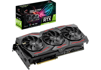 ASUS GeForce® RTX 2080 SUPER OC, ROG-STRIX-RTX2080S-O8G-GAMING, 8GB GDDR6 (90YV0DH0-M0NM00)