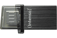 INTENSO Mini Mobile Line USB-Stick, Schwarz