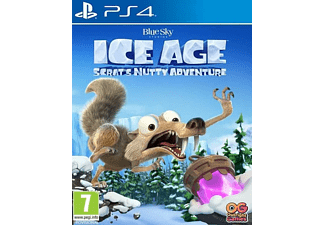 Ice Age: Scrat's Nutty Adventure NL/FR PS4