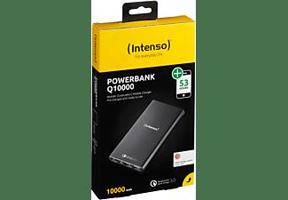 INTENSO Quick Charge Powerbank 10000 mAh Schwarz