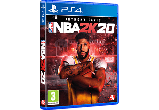 NBA 2K20 Standard Edition PlayStation 4