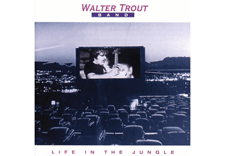 Walter Trout Band - Life In the Jungle (CD)
