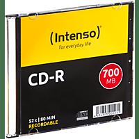 INTENSO 1001622 CD-R Rohlinge