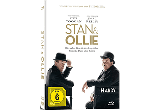 Stan & Ollie-3-Disc Limited Blu-ray + DVD