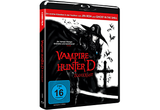 Vampire Hunter D:Bloodlust Blu-ray