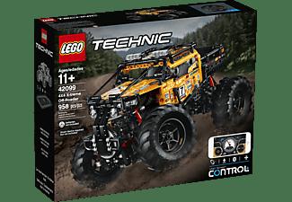 LEGO 42099 Allrad Xtreme-Geländewagen Bausatz, Mehrfarbig