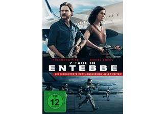 7 Tage in Entebbe DVD