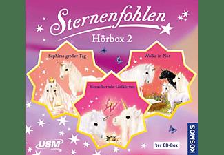 Die große Sternenfohlen Hörbox 2  - (CD)