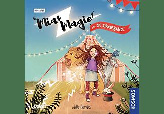 - Mia Magie: und die Zirkusbande (1)  - (CD)
