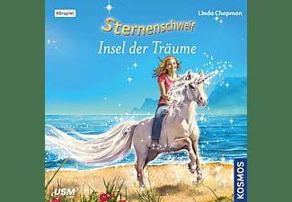Sternenschweif: Insel der Träume (49)  - (CD)