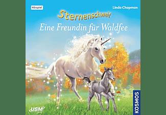 Sternenschweif: Eine Freundin für Waldfee (50)  - (CD)